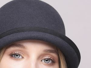cool hats for women, felt hats, bowler hats