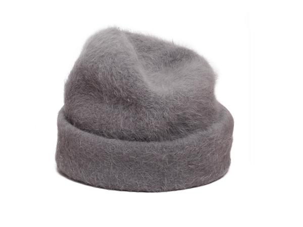 grey men beanie hat for winter