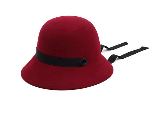 cloche winter hat